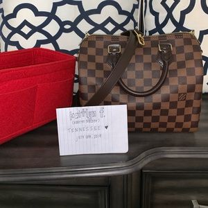Louis Vuitton Speedy B 25